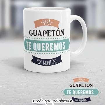 Tazón Papá Guapetón