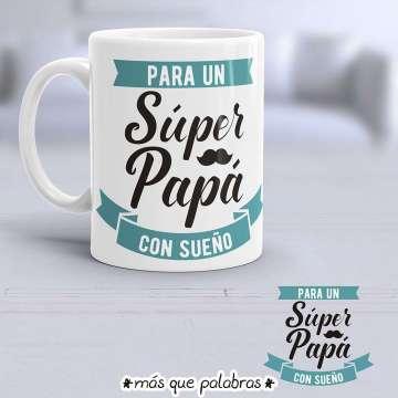 Tazón Papá Super Papá 7