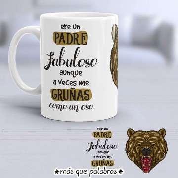 Tazón Papá Fabuloso