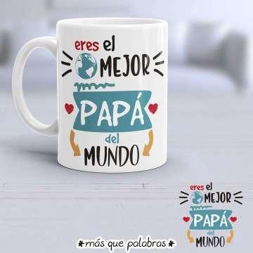 Tazón Papá Mejor Papá 4