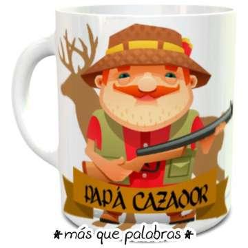 Tazón Papá Cazador