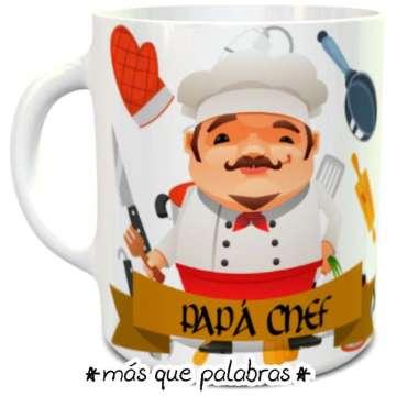 Tazón Papá Chef