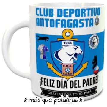 Tazón Papá Deportes Antofagasta
