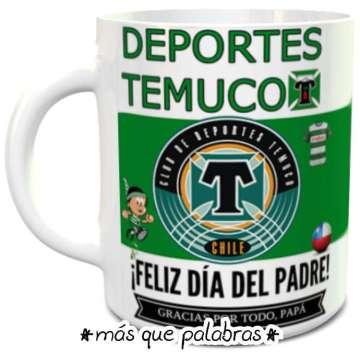 Tazón Papá Deportes Temuco