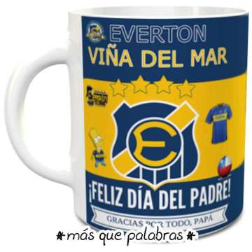 Tazón Papá Everton