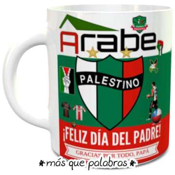 Tazón Papá Palestino
