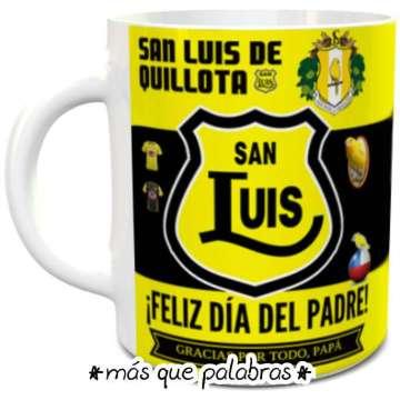 Tazón Papá San Luis