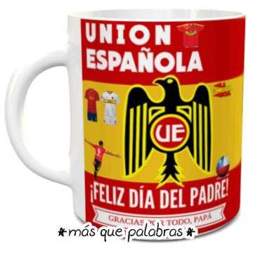 Tazón Papá Union Española