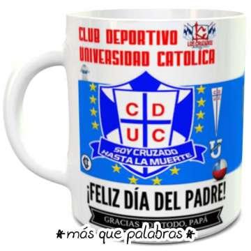 Tazón Papá Universidad Católica