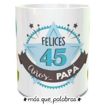 Tazón Cumpleaños Papá