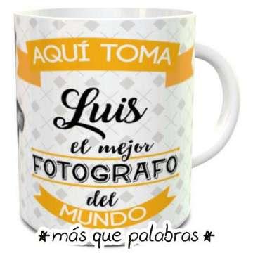 Tazón Fotógrafo