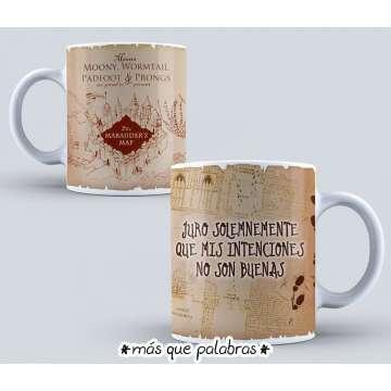 Tazón Harry Potter 1
