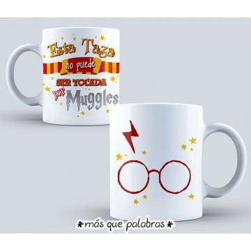 Tazón Harry Potter 11