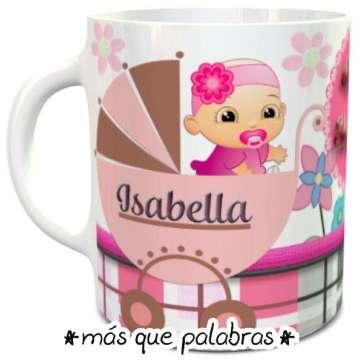 Tazón Baby Shower - Niñita 4