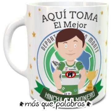Tazón Futbol Deportes Puerto Montt