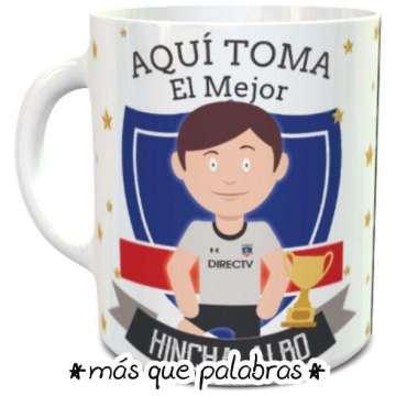 Tazón Futbol Colo Colo
