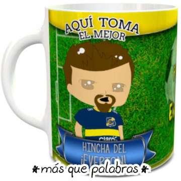 Tazón Futbol Everton