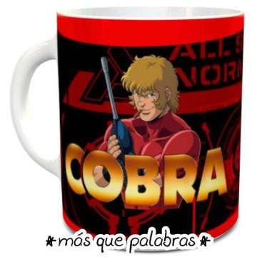 Tazón Agente Cobra
