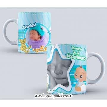 Tazón Baby Shower 18