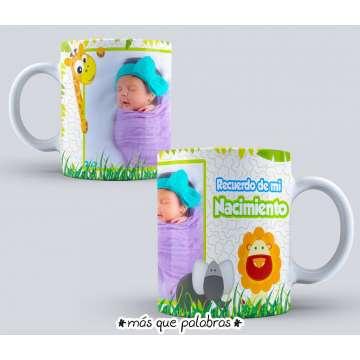 Tazón Baby Shower 26