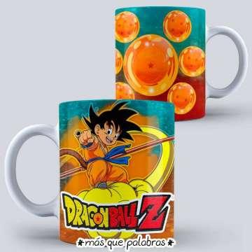 Tazón Dragon Ball Z 4