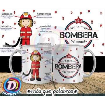 Tazón Bombero 4