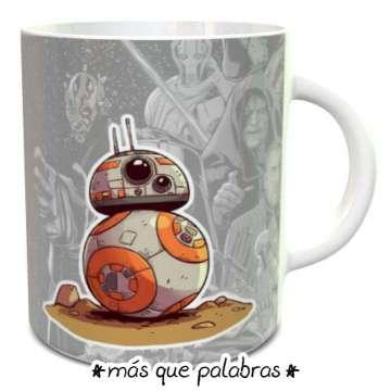 Tazón Star Wars Bb-8