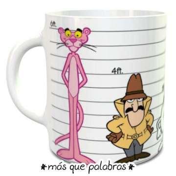 Tazón Pantera Rosa 5