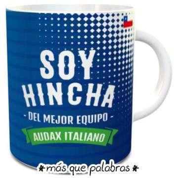 Tazón Fútbol Soy Hincha De Audax Italiano 2
