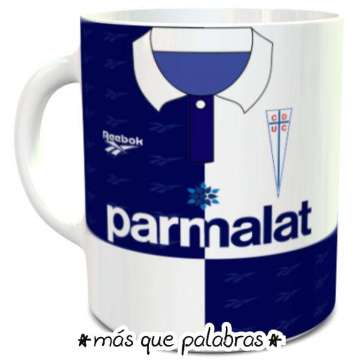 Tazón Futbol Universidad Católica Parmalat