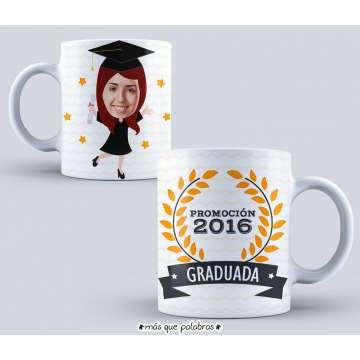 Tazón Graduación 28