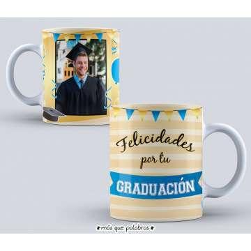 Tazón Graduación 31