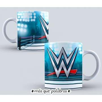 Tazón Lucha Libre WWE 1