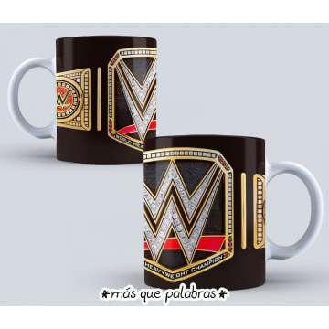Tazón Lucha Libre WWE 2