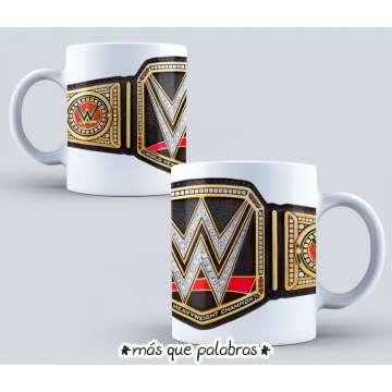 Tazón Lucha Libre WWE 3