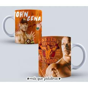 Tazón Lucha Libre WWE 8