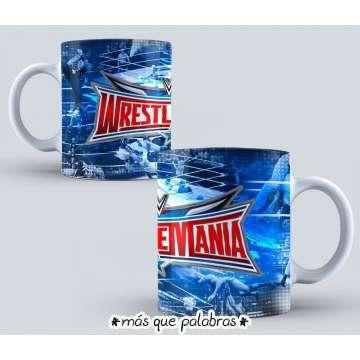 Tazón Lucha Libre WWE 9