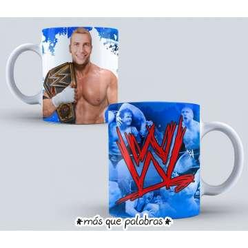 Tazón Lucha Libre WWE 11