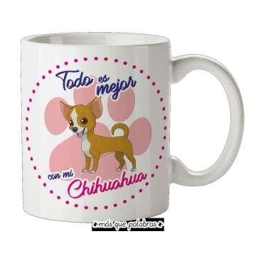 Tazón Perro Chihuahua