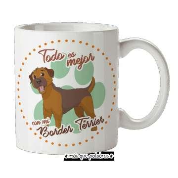 Tazón Perro Border Terrier