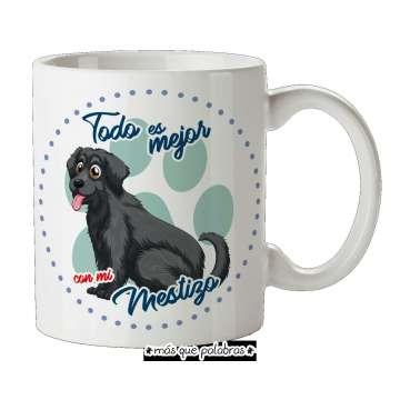 Tazón Perro Mestizo