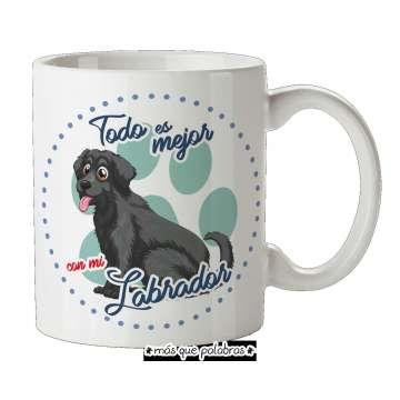 Tazón Perro Labrador 2