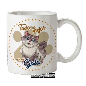 Tazón Gato 2