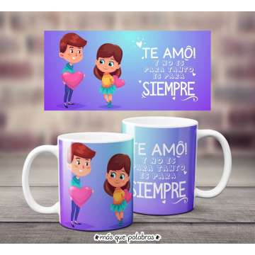 Tazón Amor 27