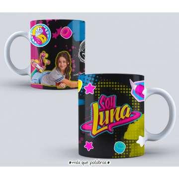 Tazón Soy Luna 08