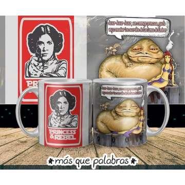 Tazón Leia