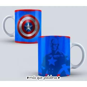 Tazón Capitán América