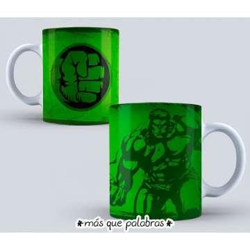 Tazón Hulk