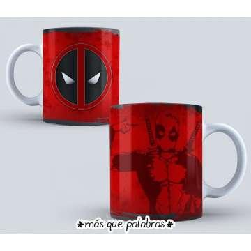 Tazón Deadpool