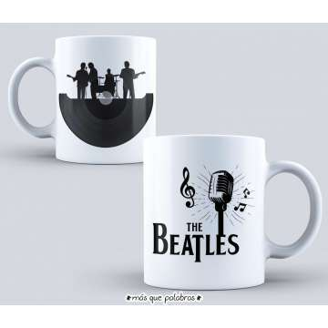 Tazón The Beatles 2